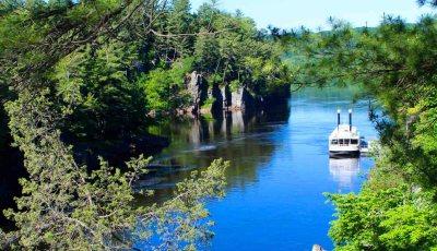 St. Croix Scenic Boat Tours