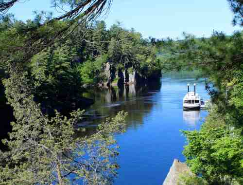 St. Croix Scenic Boat Tours