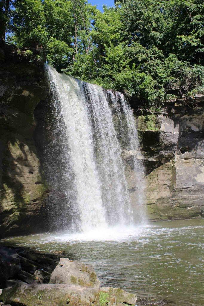 Minneopa Falls MN