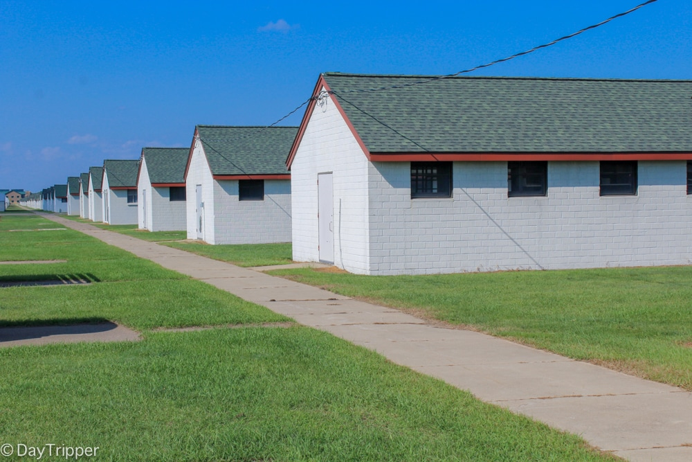 Barracks at the MN Military Museum