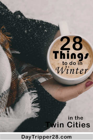 Just because it's winter, doesn't mean you need to be stuck inside. Make your Winter Fun with these epic ideas for fun in the Twin Cities! SNOW | Minnesota | Minneapolis | North Shore | Family Friendly | Sledding