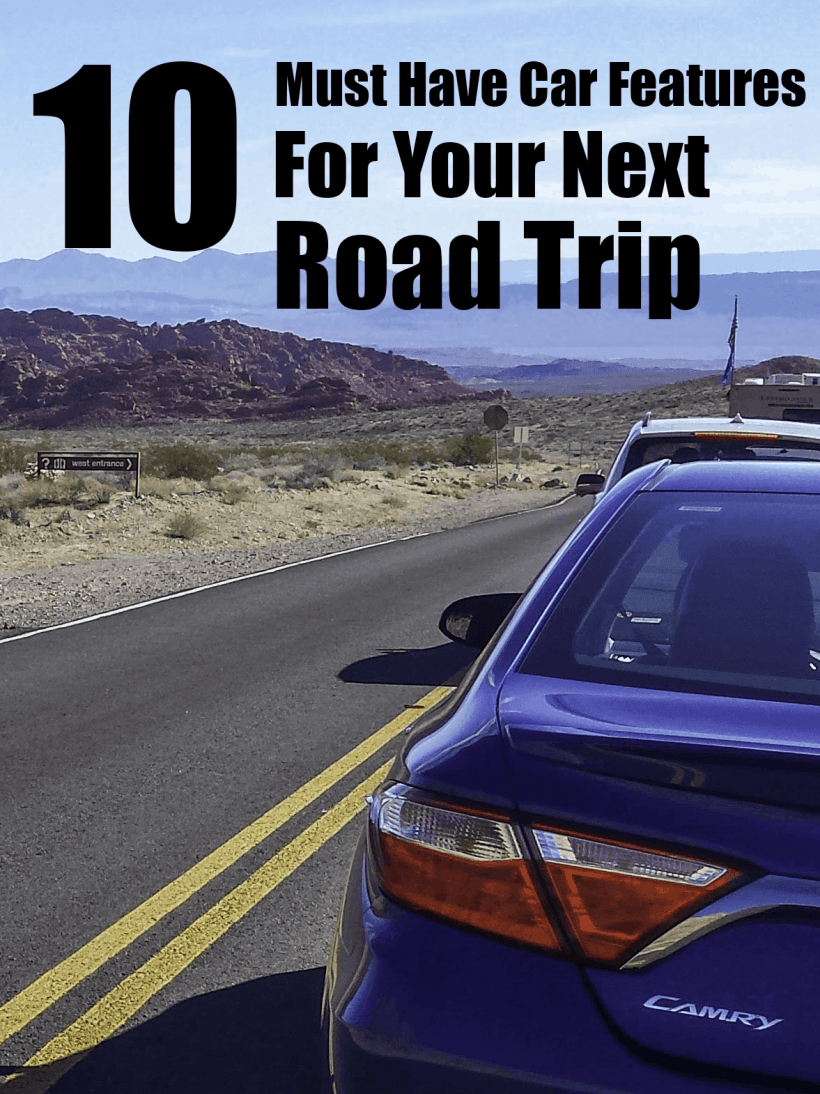 Before your next Road Trip, make sure your vehicle has the latest in car accessories. You wont want to miss this options. #Sponsored #Ad #CarsCom Road Trip Accessories | Car Accessories | Latest Car Features | Road Trip Success | Best Road Trip