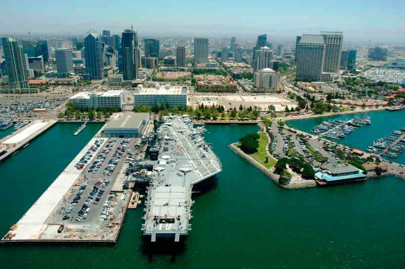 The USS Midway Museum tour, tips and tricks