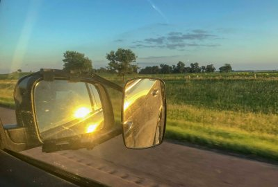 Driving the I90 Attractions