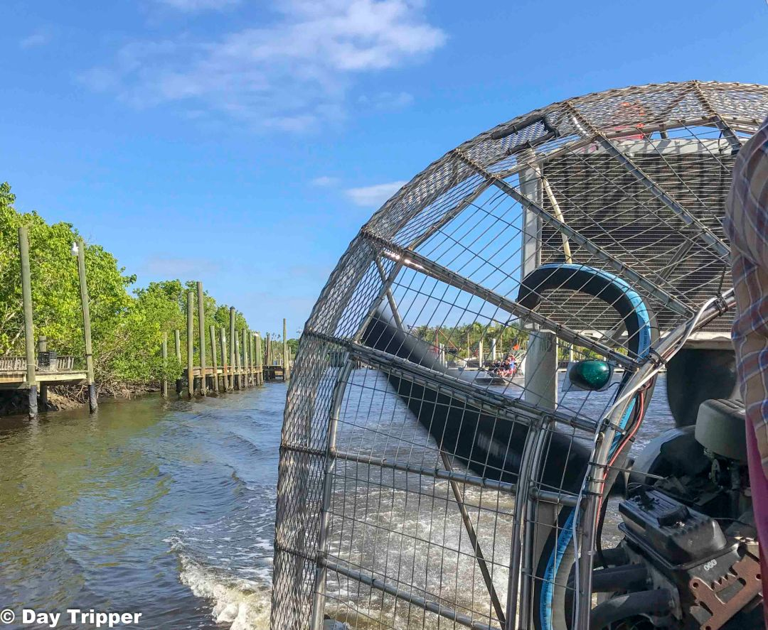 Air Boat Tours in Everglades City