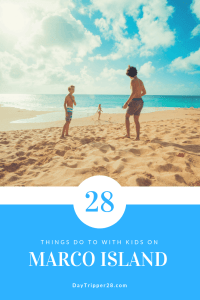 Marco Island is more than just a beach paradise. Check out these fun things to do at this Florida dream destination.Kids | Travel | Attractions | Adventure | Southern Florida | Gulf Coast #DayTripper