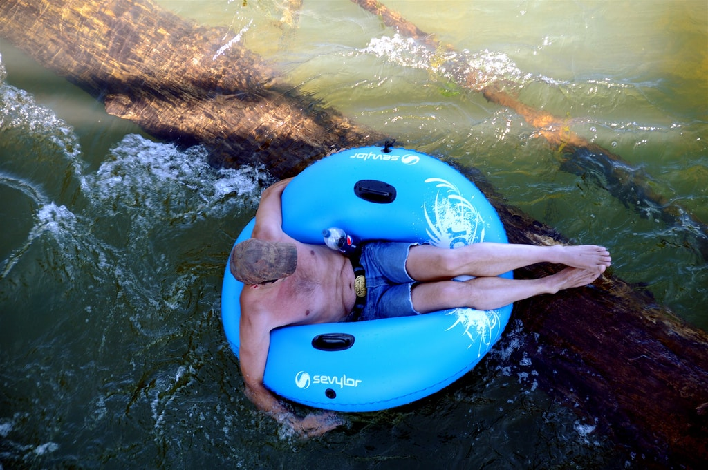 The best tubing rivers in mn