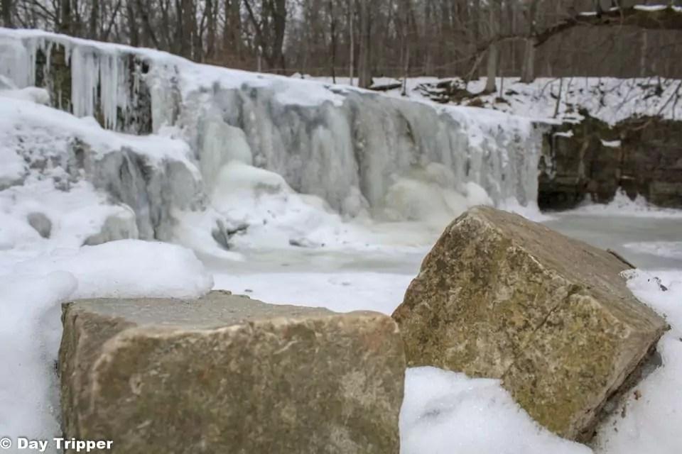Nerstand Big Woods State Park Hidden Falls