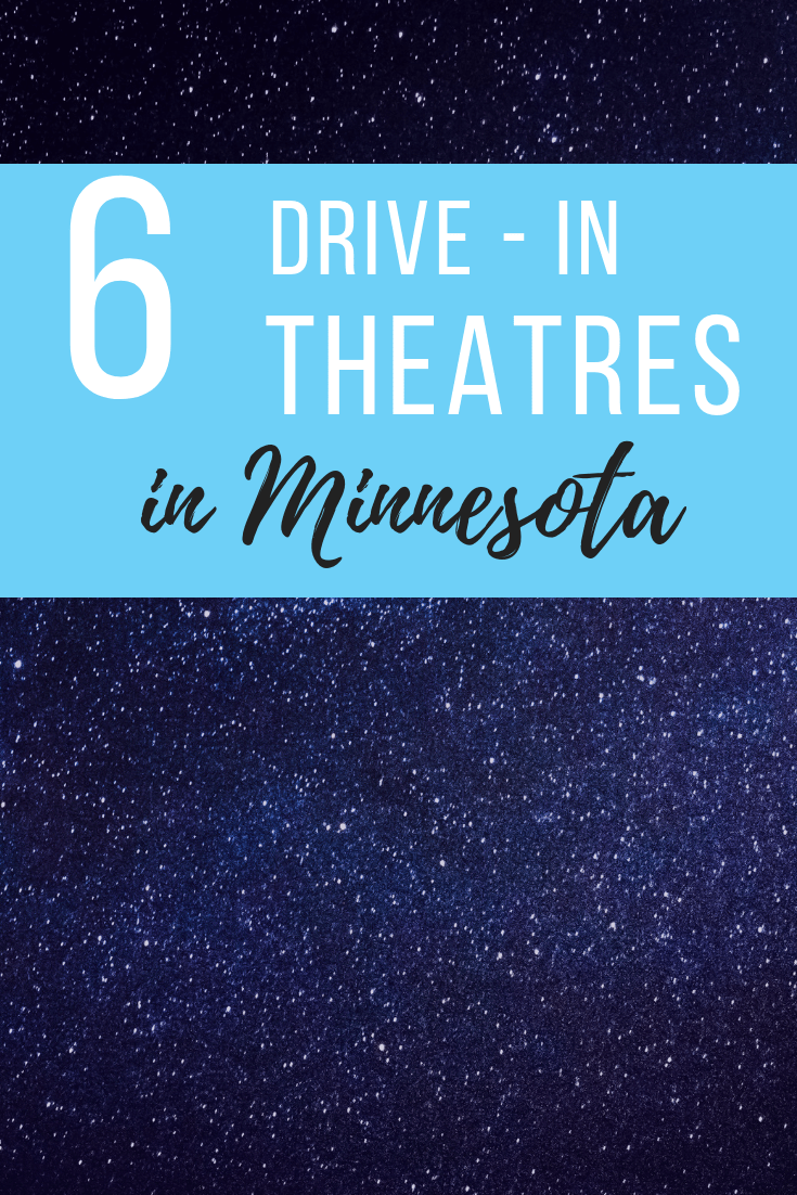 6 Great Drive ins in MN to take your family too. #Summer #Minnesota | Adventure | RoadTrip | Summer Nights