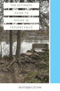 Hiking Interststate State Park in Taylors Falls MN. It's an easy hike just a few minutes from Minneapolis. #MNStateParks #Potholes #Adventure