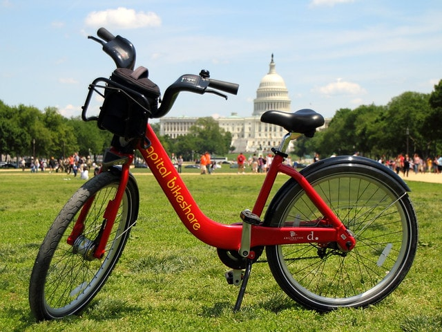 The Capitol Bike Share Program