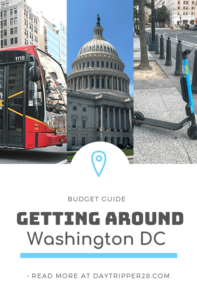 Getting around DC doesn't have to mean walking. Find out the best methods of public transportation. Washington DC | Free | Fun