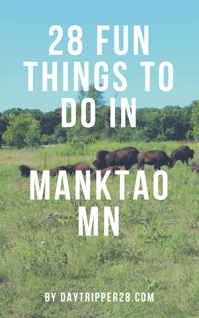 How to spend a weekend in Mankato MN. Adventures | Hiking | Biking | Outdoors | Wine | Free