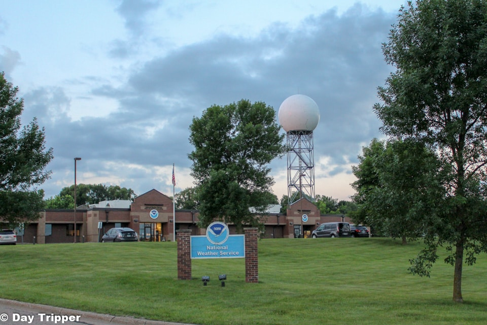 National Weather Service in Chanhassen