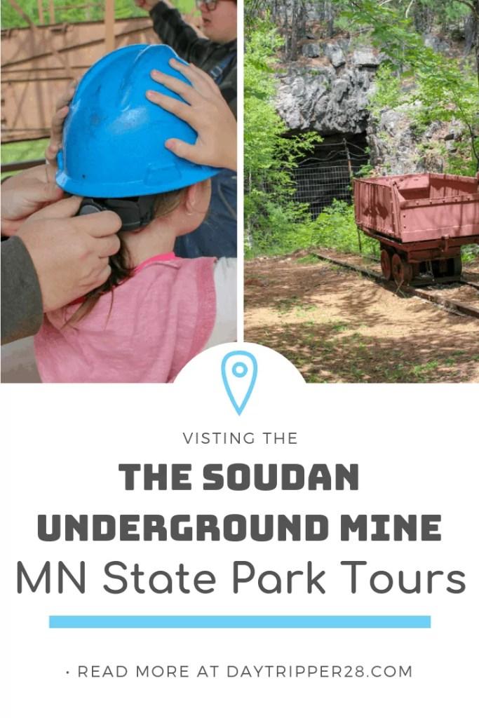 The Soudan Underground Mine Tour. #MNStateParks