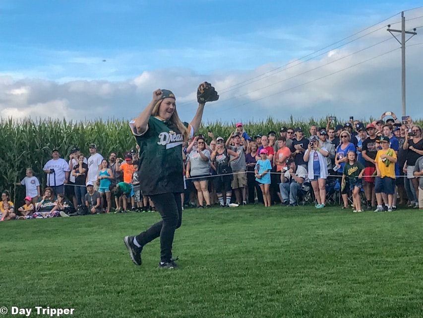 Megan Cavanagh (Marla Hootch) from A League of their Own at the Field of Dreams Movie Site