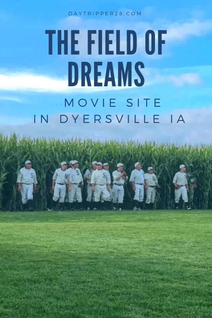 The field of dreams in Iowa Movie Location.
