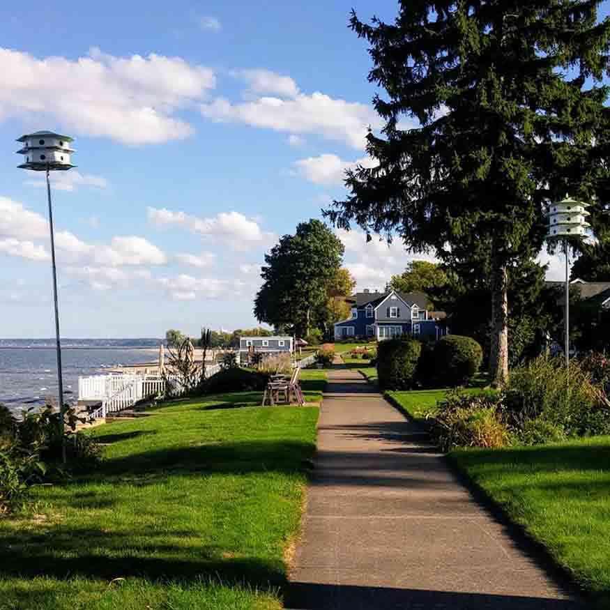 30 day trips within 30 minutes of Rochester: Rochester Hidden Sidewalk