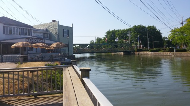 Erie Canal Spencerport NY Monroe County