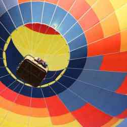 Events Around Rochester - Festival of Balloons