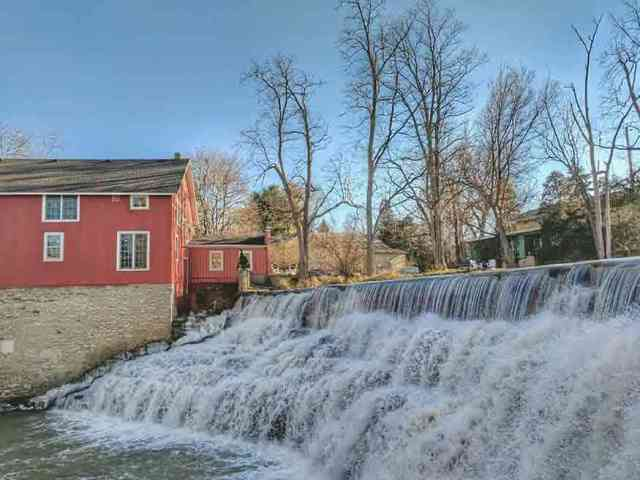 Water: Honeoye Falls