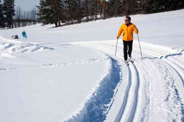Cross Country Skiing Around Rochester NY