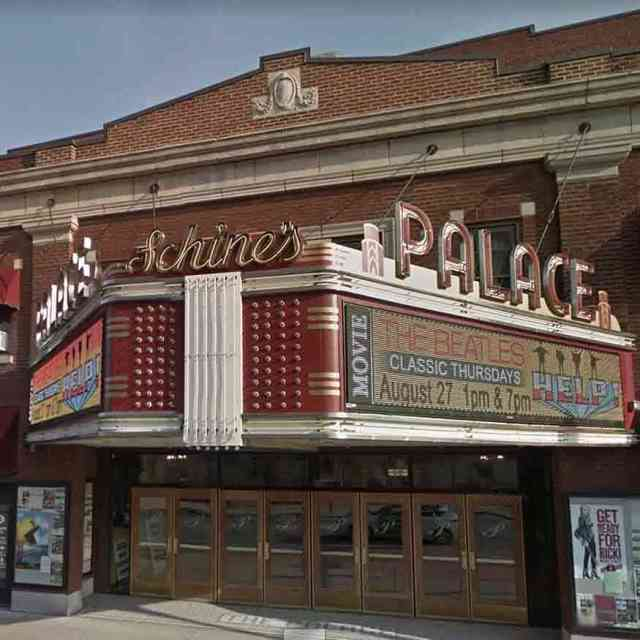Historic Small Movie Theaters Around Rochester Palace Theater Lockport