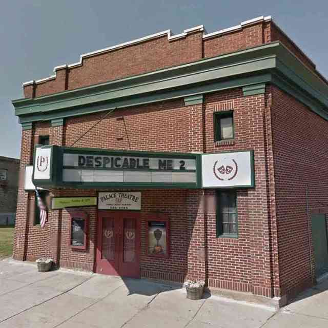 Historic Small Movie Theaters Around Rochester Palace Theater Wolcott