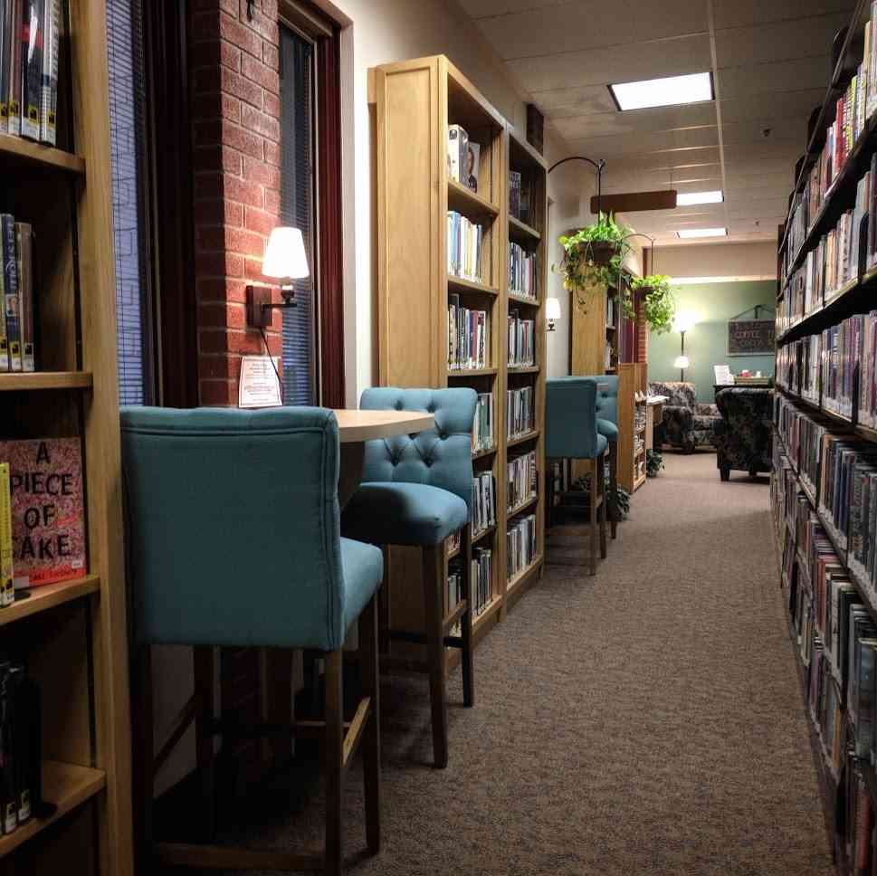 Monroe County Libraries: Rush NY