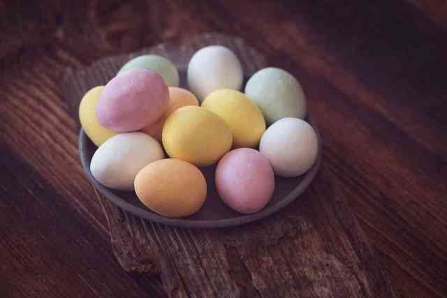 Marshmallow Eggs