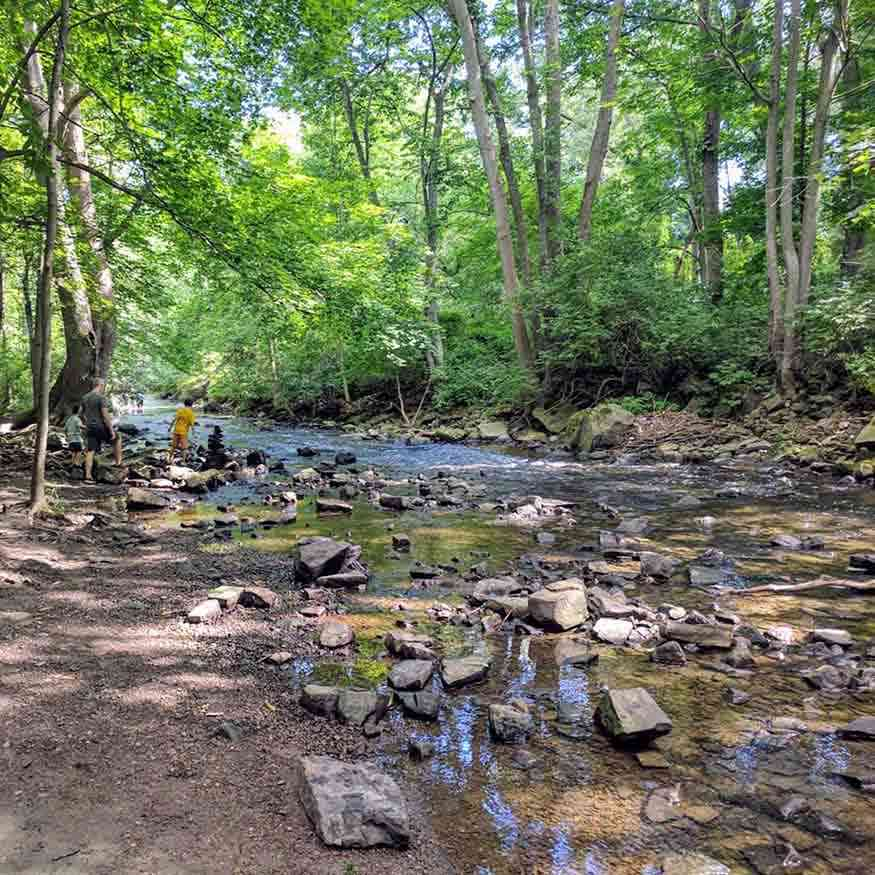 30 day trips within 30 minutes of Rochester: Corbetts Glen Nature Park