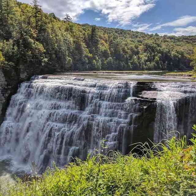 Day Trips Around Rochester: Letchworth State Park