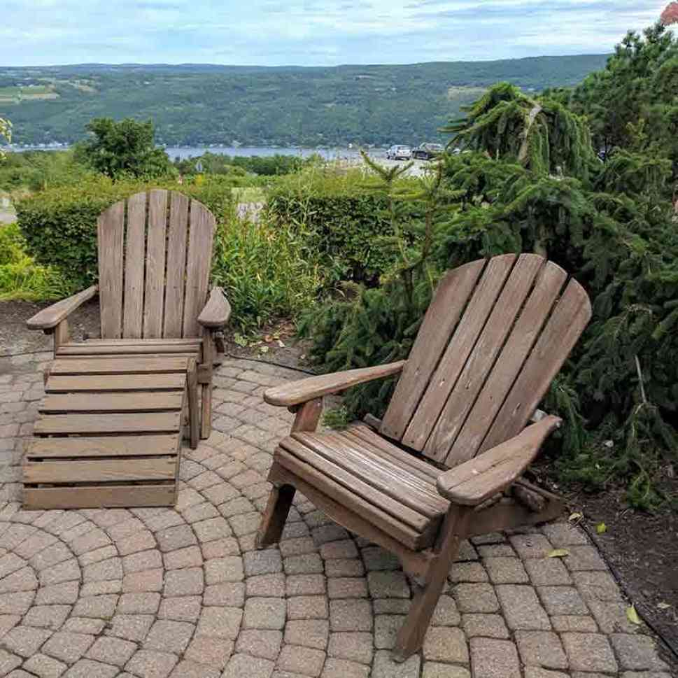 Scenic Keuka Lake Views Bully Hill