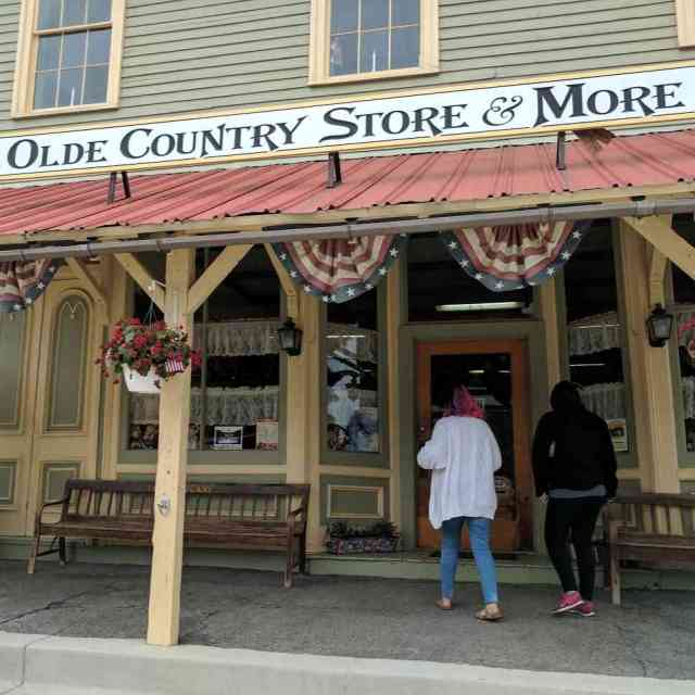 Things to do around Rochester NY: Old Country Store