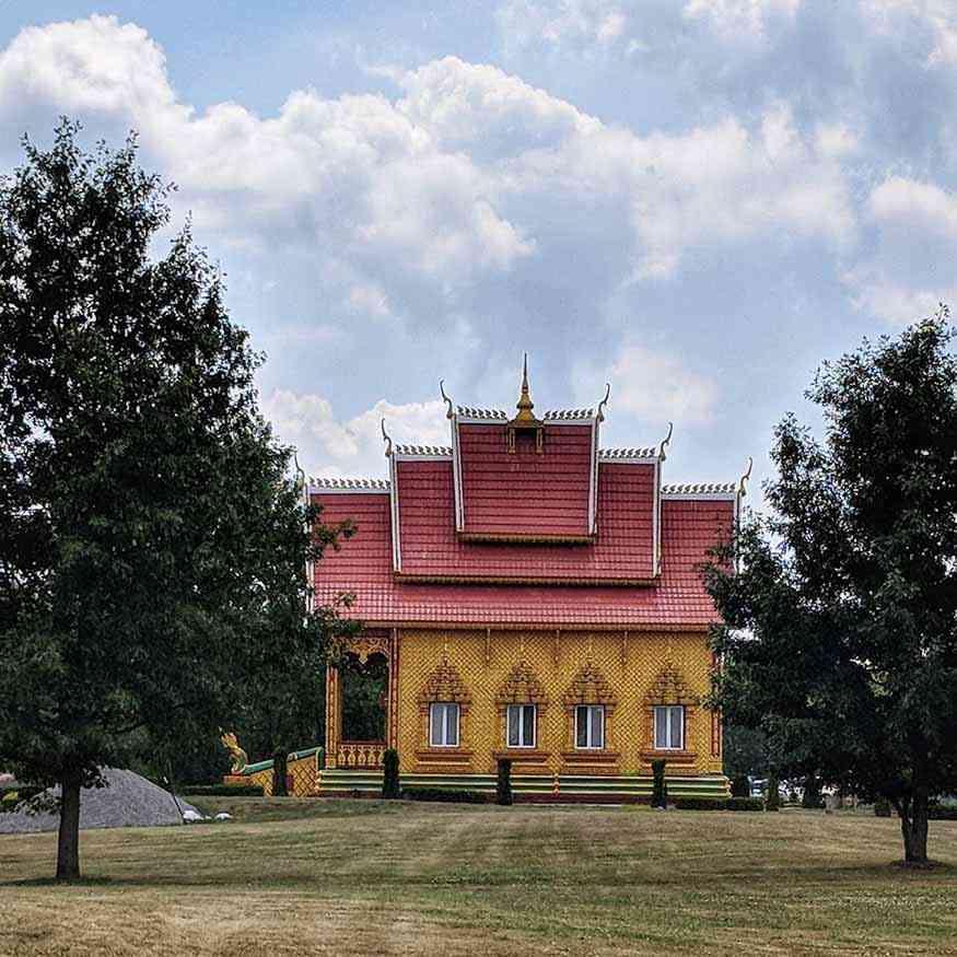 Wat Pa Lao Buddhadham