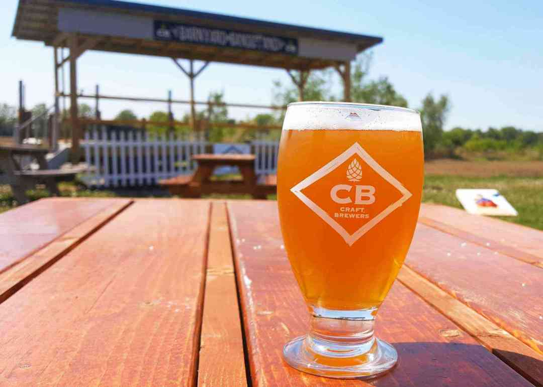 Breweries in Monroe County - CB Craft Brewers
