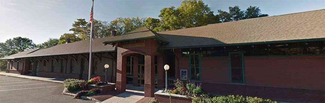 Rochester Railfans - Clifton Springs Library