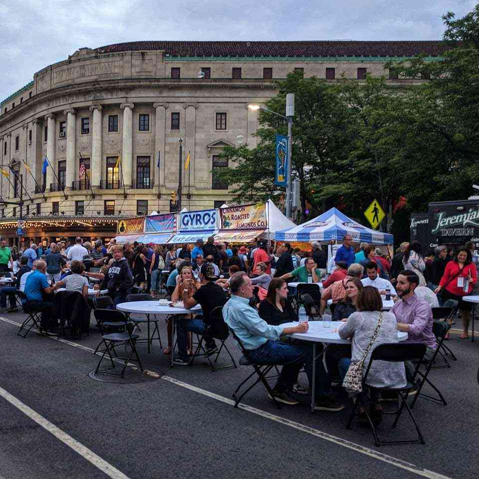Summertime in Rochester: Eastman Theatre Jazz Fest