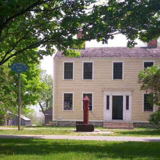 Genesee Country Village and Museum Inn
