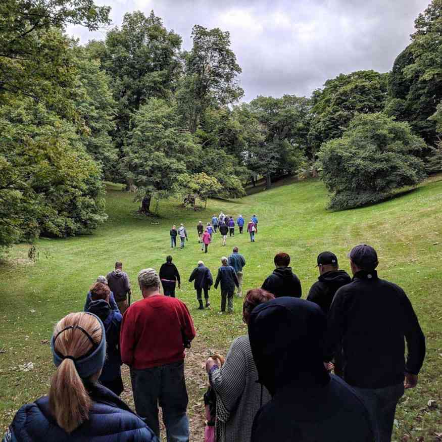 Highland Park guided walking tours