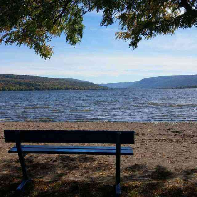 Honeoye Lake Sandy Bottom Park
