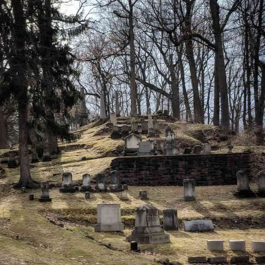 Rochester's Geographic History: Mount Hope Cemetery