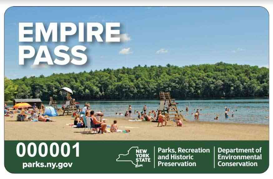 NYS Parks Empire Pass