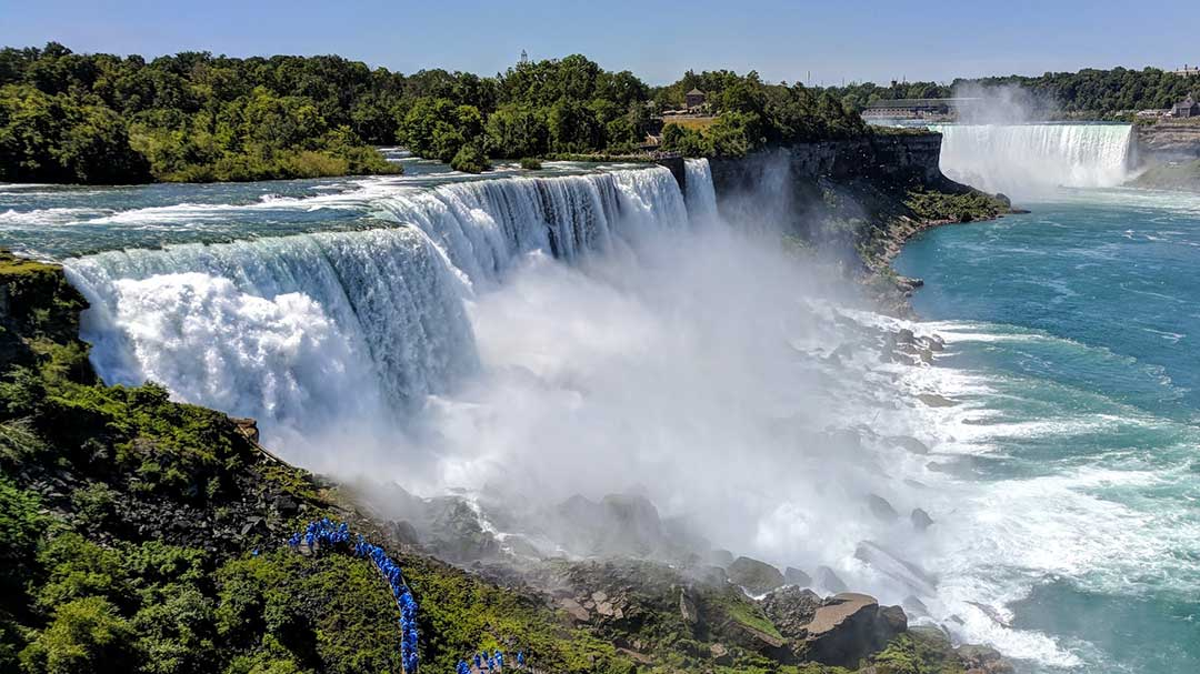 Exceptional Waterfalls Near Rochester