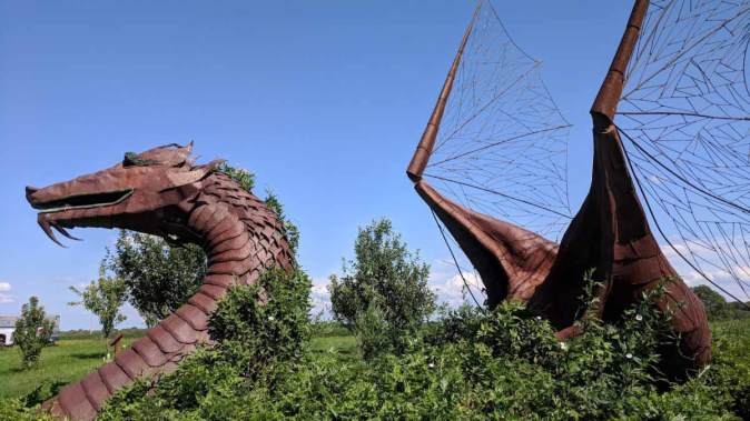 34 Quirky Rochester-Area Roadside Attractions