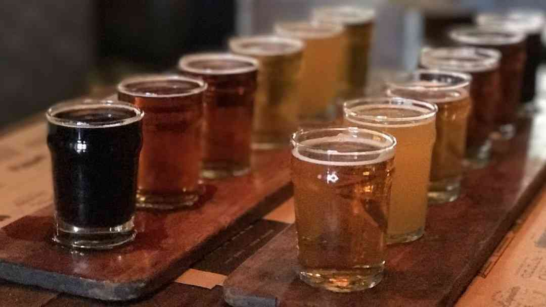Craft Beverage Tasting Rooms: 26 Breweries, Wineries, and Distilleries in Monroe County