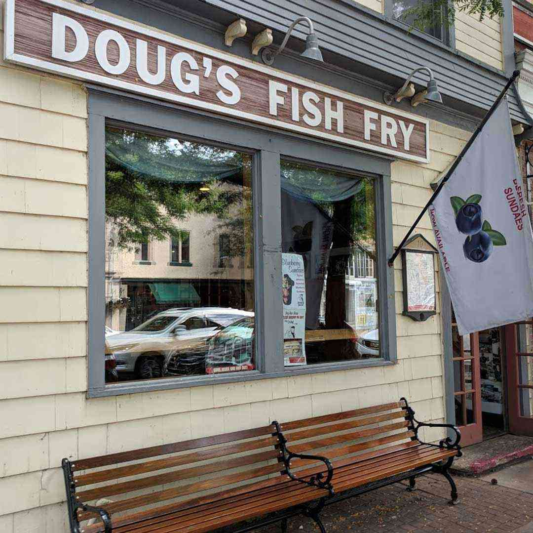 Skaneateles Lake Doug's Fish Fry