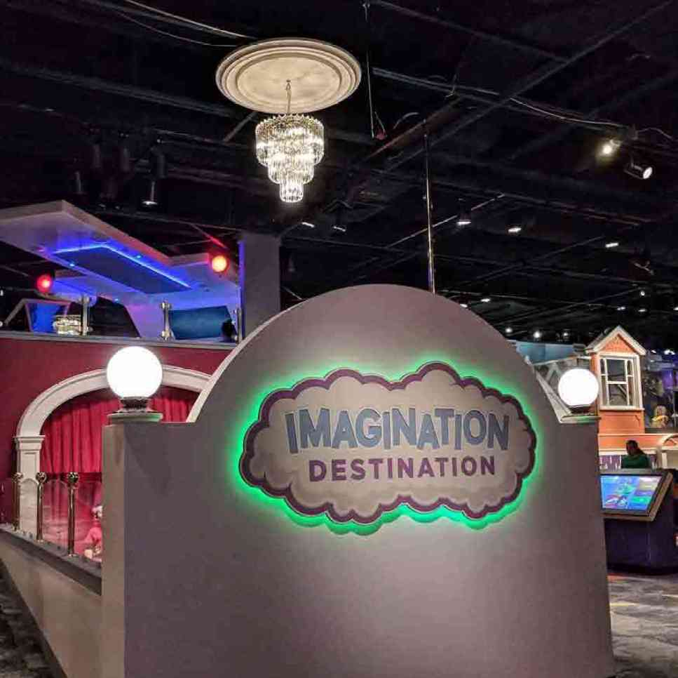 Strong Museum of Play Imagination Destination
