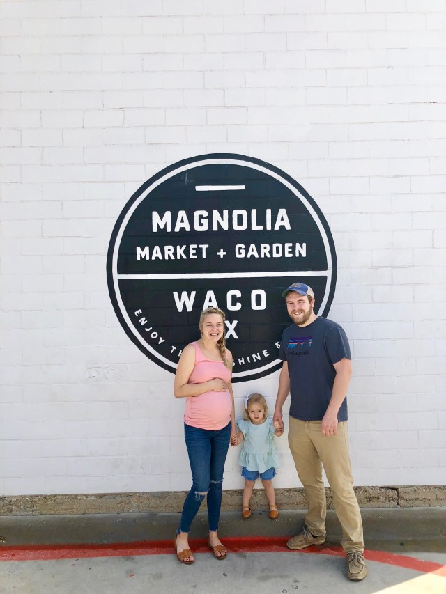 Spring at the Silos in Waco, Texas - Daytrips and Diapers