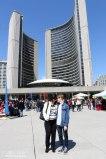 Nathan Phillips Square - Toronto Ontario